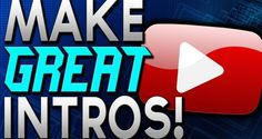 How To Create intro for YouTube Channel | it baba