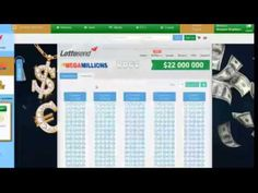 Winning Lottery Numbers, Winning Numbers, Winning The Lottery, Lottery Tips, Online Business, Software, App, Youtube, Channel