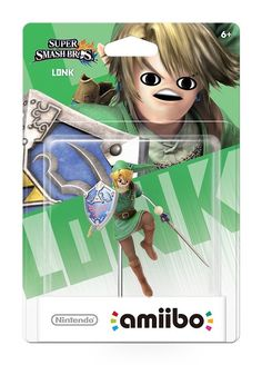 I look forward to playing Lonk in SSB