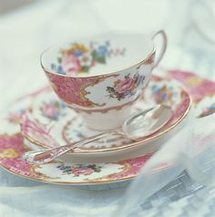 Lady Carlyle.  My favourite china pattern.  I just want two full place settings someday.  For me and my guy.  <3