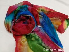 Klikni pre plné zobrazenie ============== Silk Painting, Tie Dye Skirt