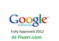 get you full adsense GENUINE account with a secret to no ban for $20