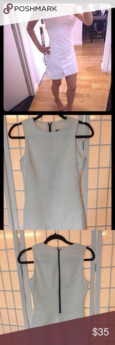 White dress White summer dress in great condition. White Dress Summer, Summer Dresses, Zara Dresses, Ballet Skirt, Two Piece Skirt Set, Best Deals, Mini, Womens Fashion