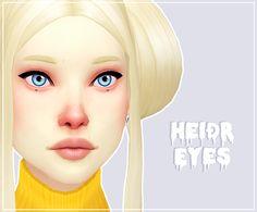 eirflower: Heiðr Eyes