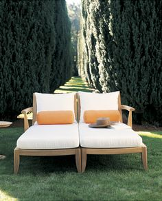 Summit Furniture At A Grand California Estate