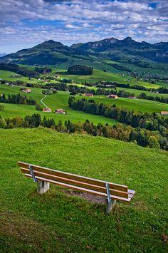 Clanx, Appenzellerland, Switzerland