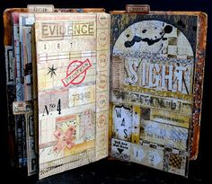 The Altered Page  Seth Apter