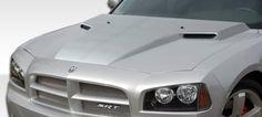 Amazon.com: 2006-2010 Dodge Charger Duraflex Challenger Hood - 1 Piece: Automotive $360