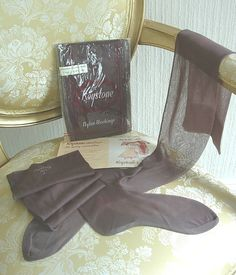Items similar to Vintage Stockings Seamed on Etsy Vintage Stockings, Silk Stockings, Nylons, Fully Fashioned Stockings, Lingerie Drawer, Vintage Prom, Night Gown, Hosiery, Pure Products
