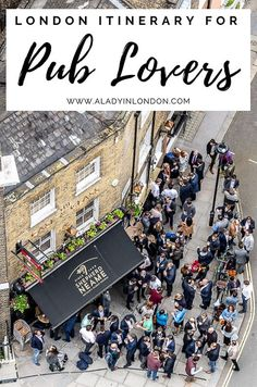 A London itinerary for pub lovers. This will take you to some of the best pubs i… A London itinerary London Tours, London Travel, London City, London Map, Uk Capital, London Blog, Best Pubs, The Great Fire, Old Pub