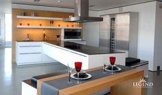 Stylish #kitchens #Interiors  legend Interiors,#Hyderabad http://www.legendinteriors.in/