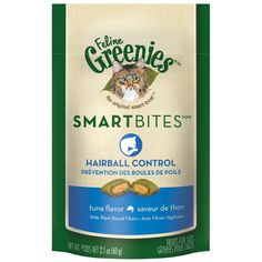 GREENIES SmartBites Cat Treats *** Check this awesome product by going to the link at the image. (This is an affiliate link and I receive a commission for the sales)