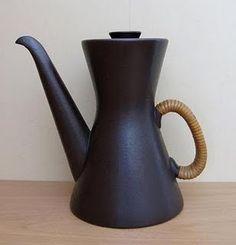 """Terma"" coffeepot by Stig Lindberg"