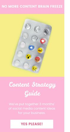 Ever get stuck for content ideas? We have crafted a content strategy guide for service-based businesses that comes complete with a 9 post grid to provide you with the perfect balance of posts, as well as 3 months worth of ideas to fill your grid! Social Media Content, Cheat Sheets, 3 Months, You Nailed It, Grid, Digital Marketing, Fill, Posts, Ideas