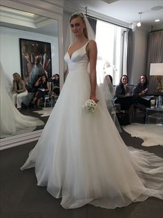 The brand new Romona Keveza collection. Coming soon to Bridal Reflections!