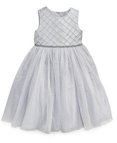 Marmellata Girls Dress, Little Girls Tulle Special Occasion Dress - Kids Girls Dresses - Macy's