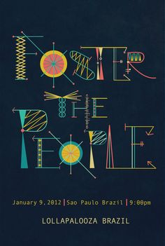 Foster the People My Favorite Band, of all time <3