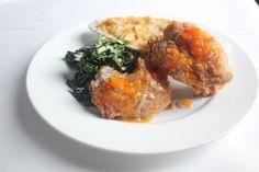 NOLA Restaurant Buttermilk Fried Chicken