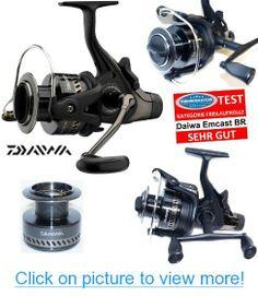 Daiwa Emcast BR 4500 A Free spool reel