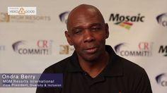 MGM's Ondra Berry, VP Diversity & Inclusion Development, discusses Inspi...