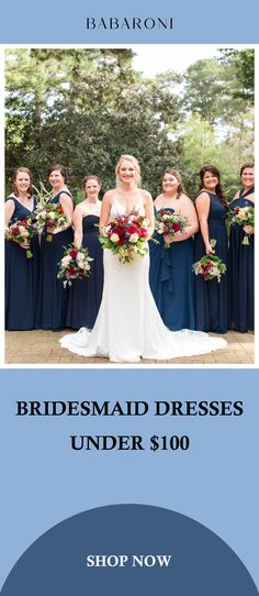 SKU: Dark Navy Price: Under $99.00 Color: Dark Navy Size: All Sizes Available These bridesmaid dresses are made of chiffon and in great quality, which makes you look eye-catching. #babaroni #bigsale #2020wedding #weddinginspiration #wedding #wedding #weddings #weddings #weddingdress #weddingdresses #bridalgown #bridesmaid #bridesmaiddress #bridesmaidgown #bridesmaidgowns#bridesmaiddrsses #chiffondress #longdress #dreamdress #longgown#darknavycolor Bridesmaid Dresses Under 100, Wedding Dresses, Brides Maid Gown, Bustier, Bleu Marine, Dark Navy, Dream Dress, Chiffon Dress, Dress Collection