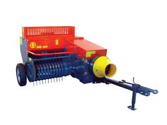 Tractor Tools Direct - Small Farm Implements - Abbriata M-60 Square Hay Baler - Mini - for Compact Tractors - Showroom