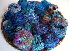make your own fusion yarn