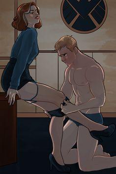 Carter nackt sharon The Falcon