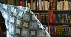 A Little Dancer: Waiting for Jadon: Blue Jeans Baby Blanket Tutorial Strip Rag Quilts, Panel Quilts, Easy Quilts, Denim Quilt Patterns, Quilt Block Patterns, Baby Sewing Projects, Quilting Projects, Crown Royal Quilt, Artisanats Denim