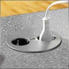 Konnektor Munkalapba süllyeszthető TWIST Desk Lamp, Table Lamp, Home Appliances, Iron, Kitchen, Home Decor, House Appliances, Table Lamps, Cooking
