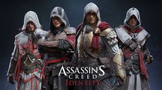 Customize, build and gear your own unique Assassin in the first Assassin's Creed action RPG mobile game, Assassin's Creed - Identity.   Get it TODAY on Google Play at http://ubi.li/5dey5 and the App Store at http://ubi.li/5yn7n. #assassinscreed #assassins  #assassin #ac #assassinscreeed2 #assassinscreedbrotherhood #assassinscreedrevelations #assassinscreed3 #assassinscreedblackflag #assassinscreedrogue #assassinscreedunity #assassinscreedsyndicate #altairibnlaahad #ezioauditore #connorkenway…