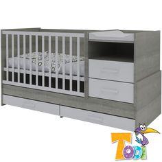 A TODI Cube 5 az multifunkciós kombiágya. Cribs, Home Appliances, Bed, Furniture, Home Decor, Products, Cots, House Appliances, Decoration Home
