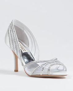 fb373030b0a Glynn Rhinestone Bridal Shoes Bridal Party Shoes
