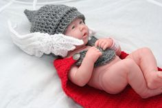 Crochet Pattern  Newborn Thor Cape by Wprettylittlethings on Etsy, $5.00