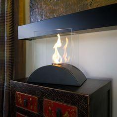 Nu-Flame Estro Tabletop Portable Decorative Fireplace