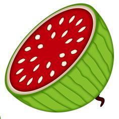 ●‿✿⁀ Melons ‿✿⁀● Art Clipart, Paint Shop, Spring Green, Textile Patterns, Color Blocking, Backdrops, Eating Healthy, Clip Art, Watermelon