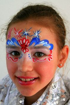 facepaint kingsday - Google zoeken