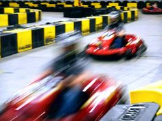 """""""Racer"""" by Dietmar Scherf #go-kart #speed #fun #fast #furious #cars #recreation"""