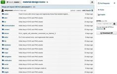 Educación en píldoras: Colección de iconos gratuitos de Material Design