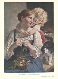 01.12.1920 Joulukukka : lasten joululehti