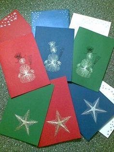 Šitá přáníčka - Sněhuláci a hvězdičky