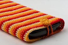 Crocheterie: Candy Roll Phone Sweater - Crochet Pattern
