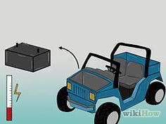 Make Your Powerwheels Faster Step 1.jpg great idea for the kids battery car :) boohahaaa