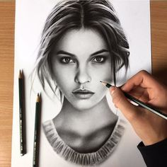 WANT A FREE FEATURE ? CLICK link in my profile TAG YOUR FRIENDS !!! Repost from @maksymwolczyk_art My new drawing of @realbarbarapalvin is almost done :) l hope you like it #iartpost #arrtposts #artshub #art_conquest #artscloud Please tag @realbarbarapalvin ! via http://instagram.com/zbynekkysela