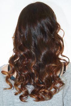 Degradé #hair