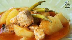 Os gusta el marmitako? Es un guiso riquísimo, echadle un vistazo a la receta!