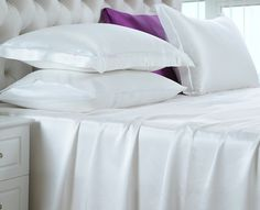 30 Momme Silk Sheets Silk Pillowcases (125)