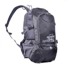 hiking bags,bolsas de senderismo,backpacks,mochilas. it is black. let go hiking.
