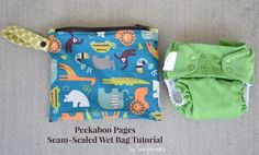 Seam Sealed Wetbag T