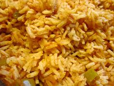 Mary's Busy Kitchen: Quick & Easy Spanish Rice
